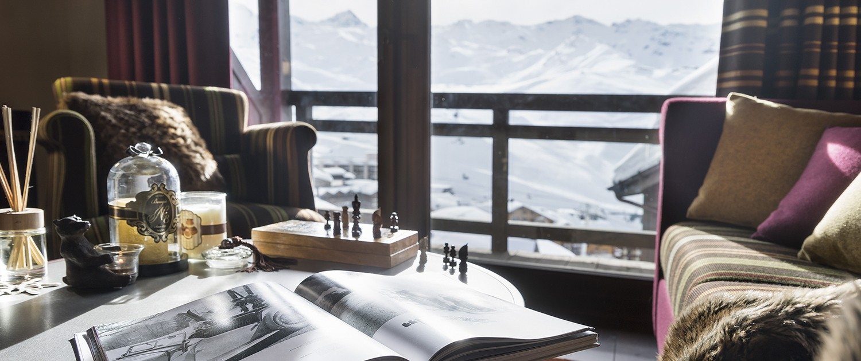 Le Hameau du Kashmir - Hôtel et Résidence 4 étoiles - Val Thorens