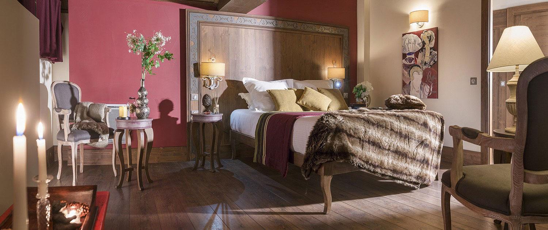 Hôtel Le Hameau du Kashmir **** à Val Thorens