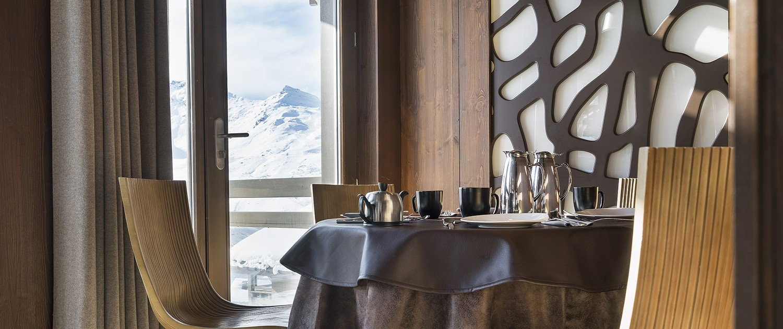 Restaurant Le Yack - Le Hameau du Kashmir - Val Thorens