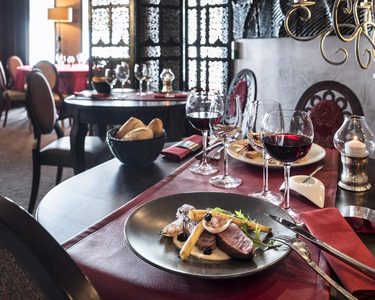 Restaurant Le Karmin - Le Hameau du Kashmir