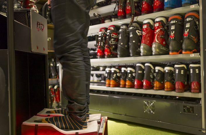 Skishop du Hameau du Kashmir: Vente, location et réparation de matériel de ski
